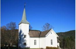 Flåbygd kyrkje