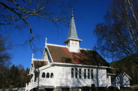 Landsmarka kapell
