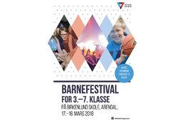 Barnefestiaval 17.-18 mars 2018