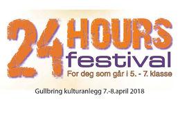 24 HOURS festival 2018