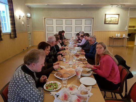 Bispevisitas i Nome kommune