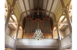 Filmmusikk-konsert i Holla kirke