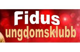 Juleavslutning på Fidus
