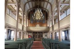 Sangkveld i Holla kirke