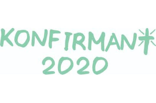 Konfirmant 2020