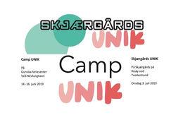 Camp UNIK 2019