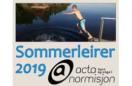 Sommerleirer 2019 - Acta Normisjon