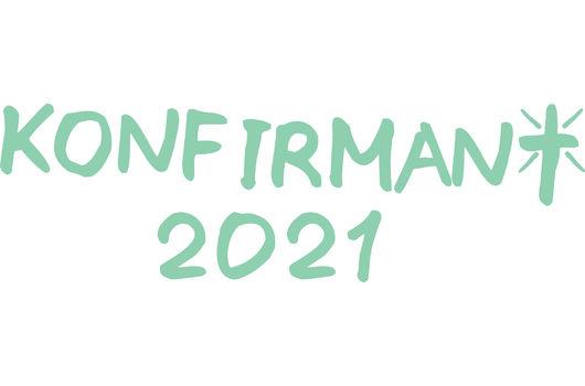 Konfirmant 2021